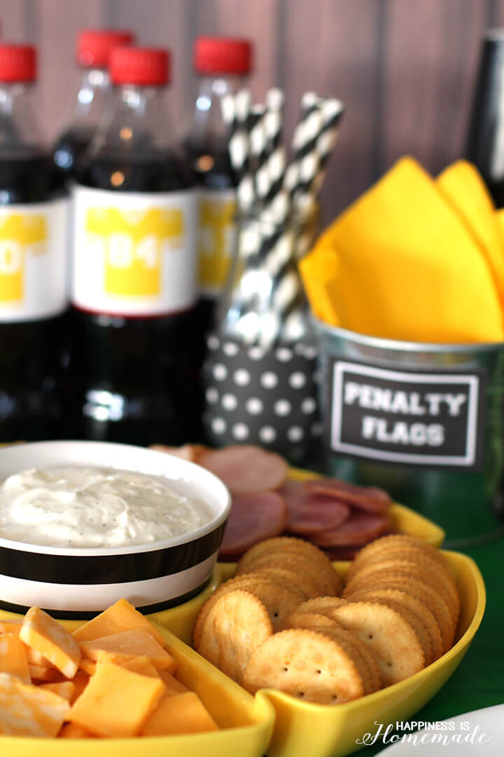 Deli Party Tray with RITZ Crackers