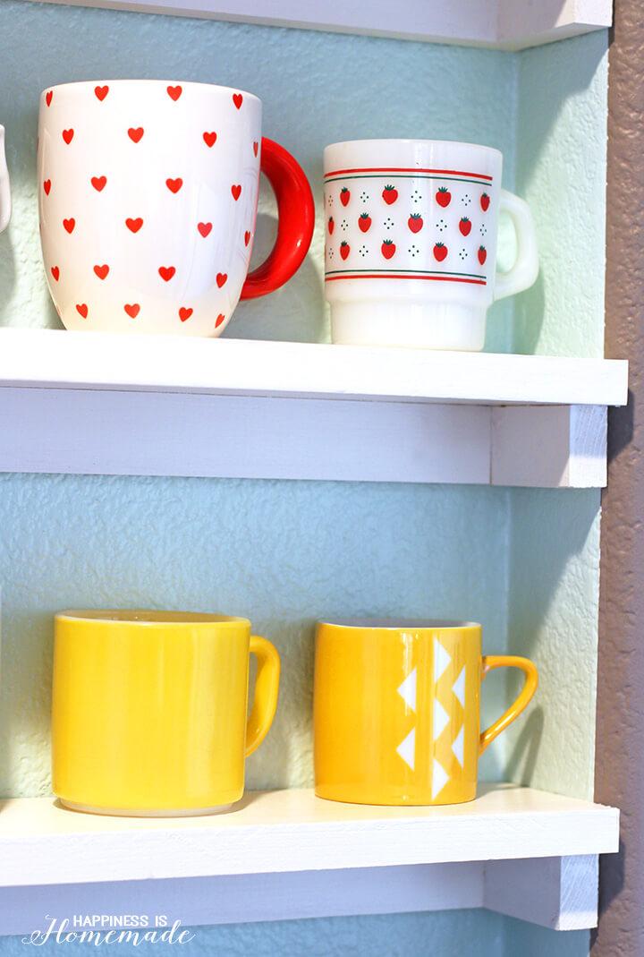 Mug Shelves