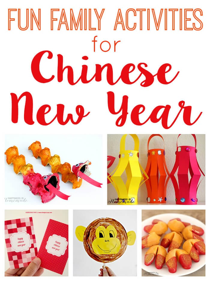 Fun Family Activities for Chinese New Year