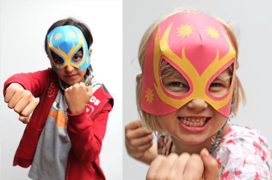 make-free-paper-masks