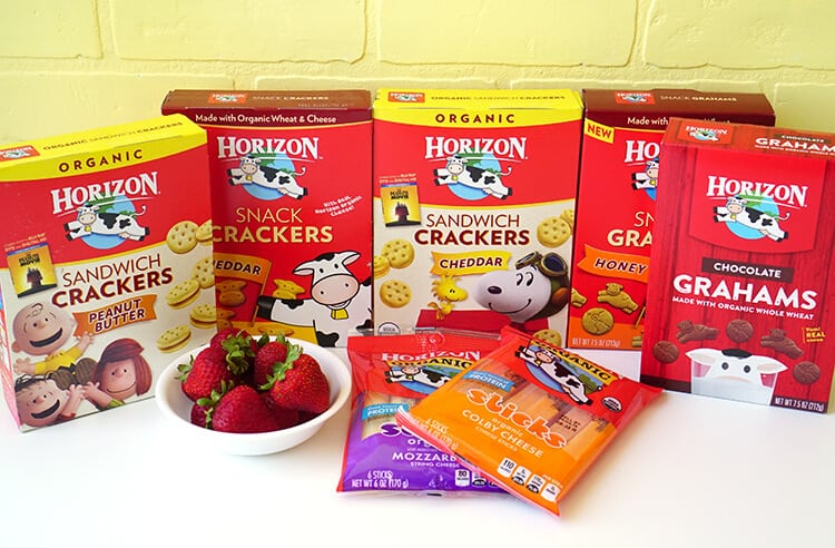 Horizon Organic Snacks and Products