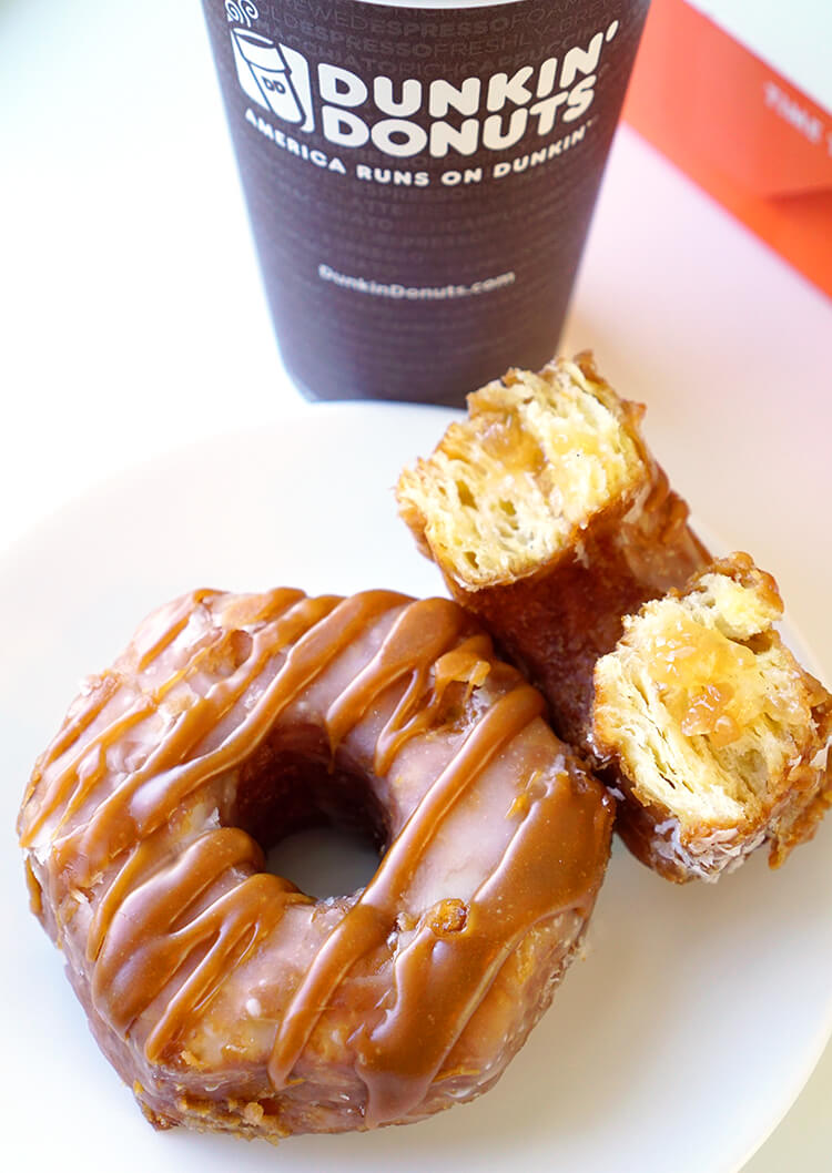 caramel-apple-croissant-donut