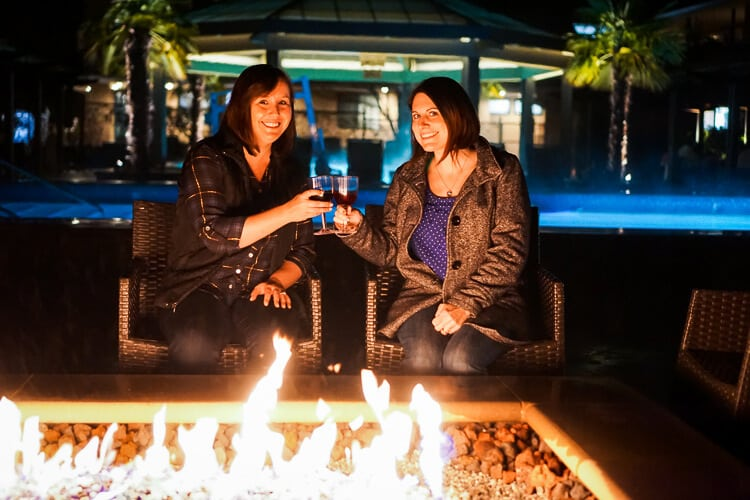 drinking-wine-by-the-fire