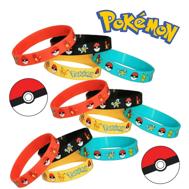 Pokemon Bracelets