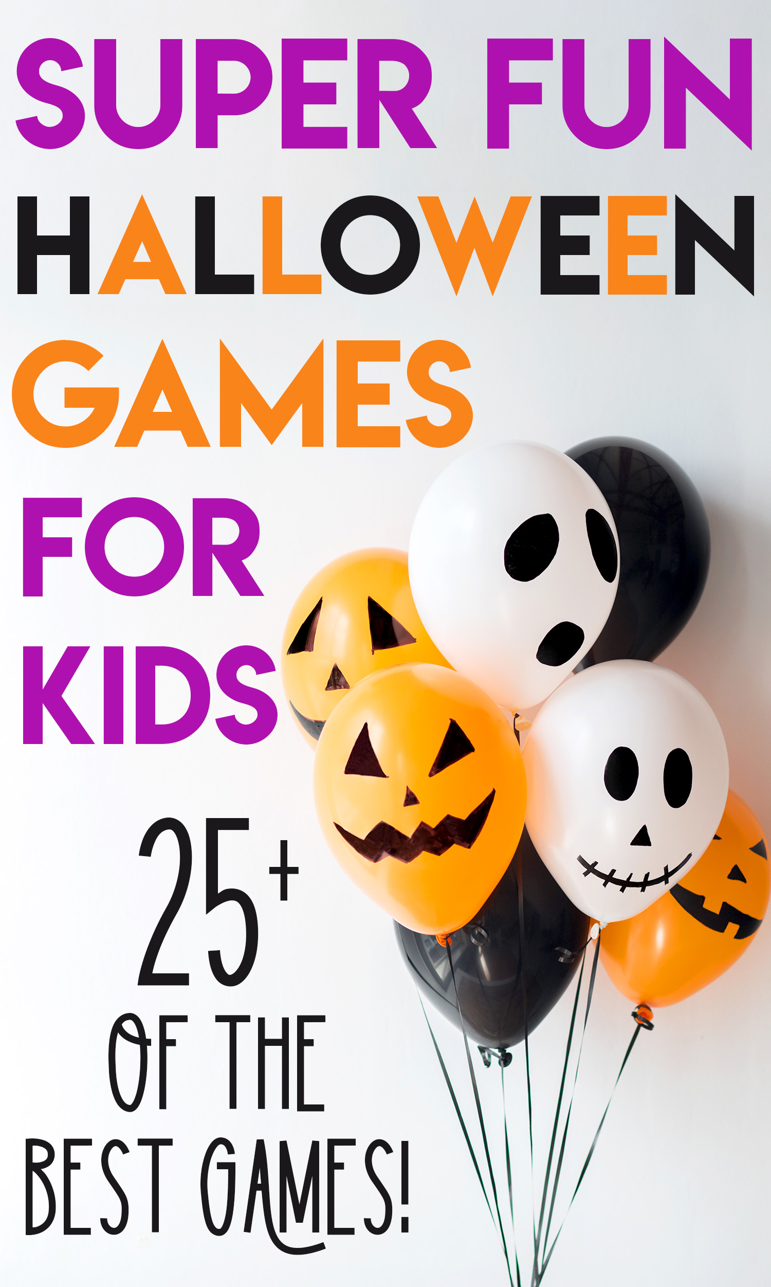Fun Halloween Games for Kids - Halloween Party Games for Kids