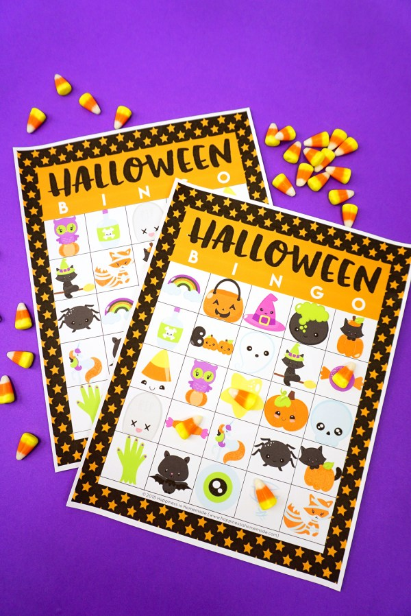 free halloween party games printables # 10
