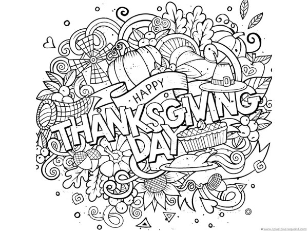 thanksgiving coloring pages # 5