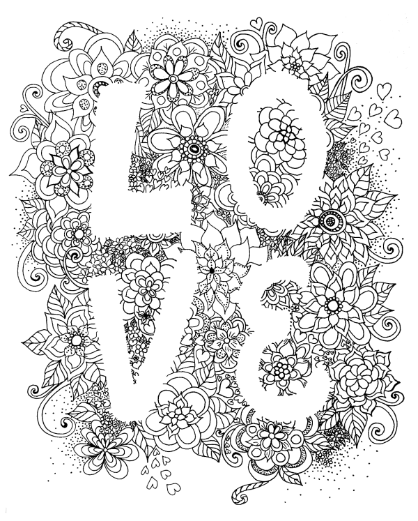 free detailed coloring pages # 45