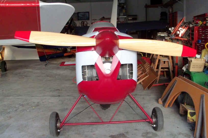 Mini Max Aircraft Plans