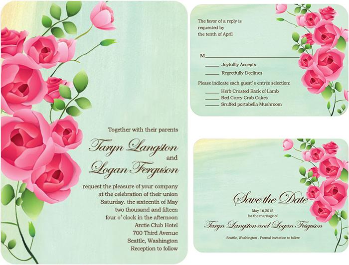 Cheap Beach Theme Bridal Shower Invitations