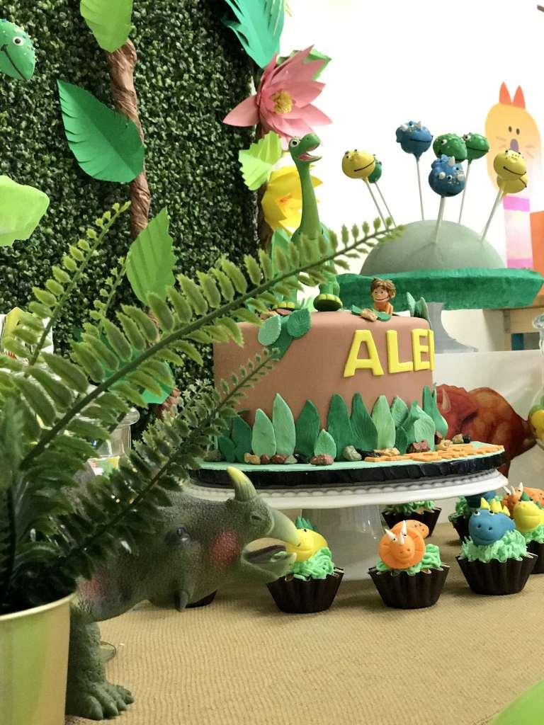 Dinosaur Themed Party Happy Kid Party
