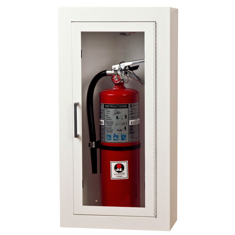 Surface Mounted Fire Extinguisher Cabinet - JL Industries ...