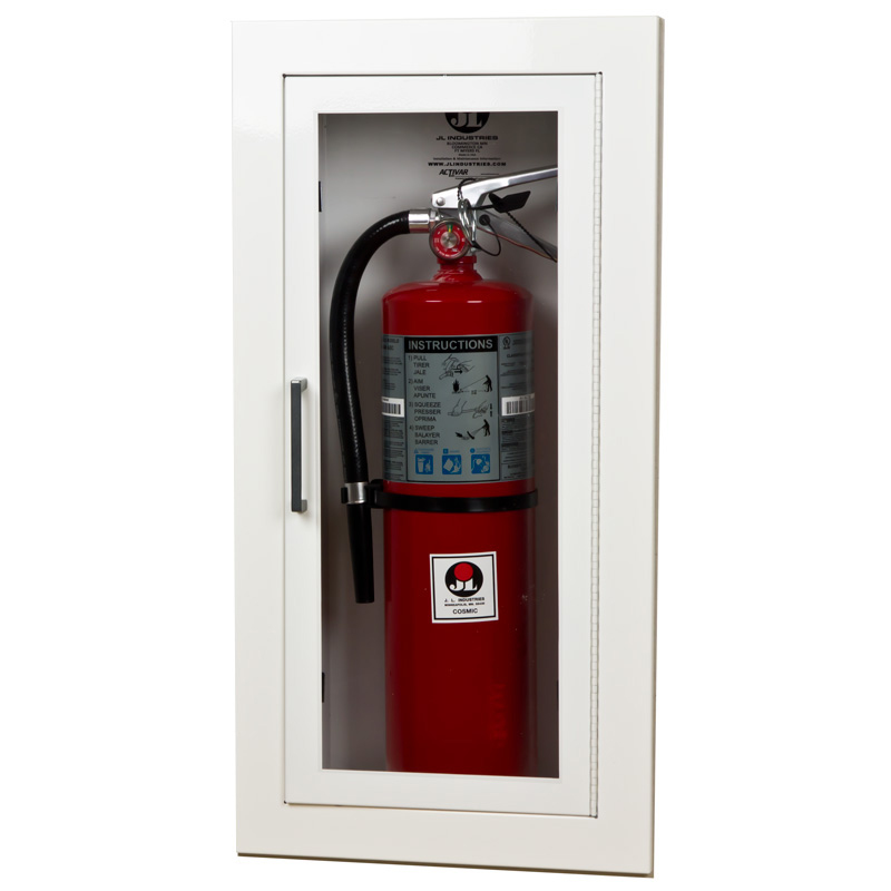 Recessed Fire Extinguisher Cabinet - JL Industries ...