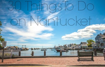 30 Things to do on Nantucket | Harborview Nantucket ...