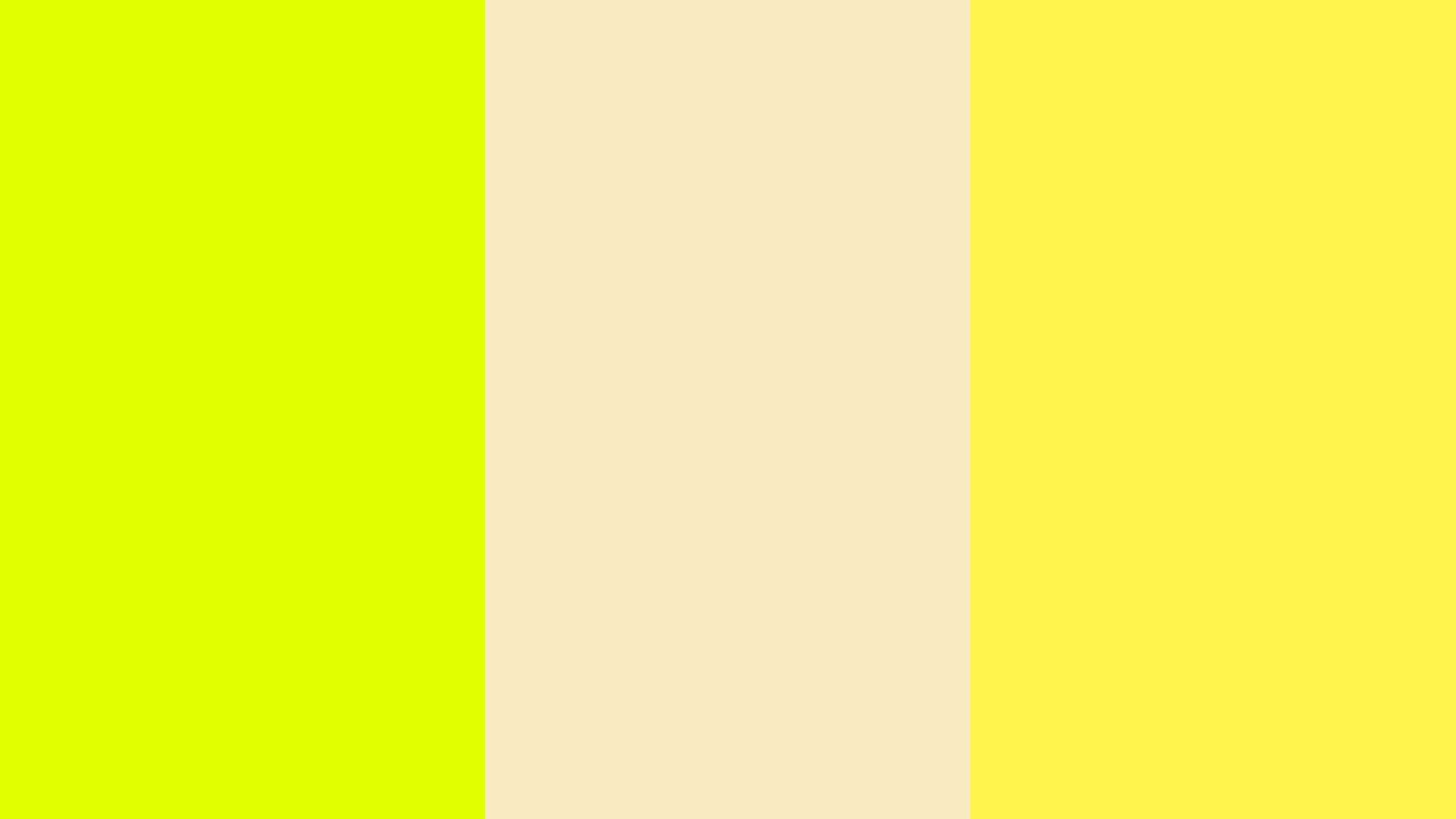 Yellow Lemon Code Color