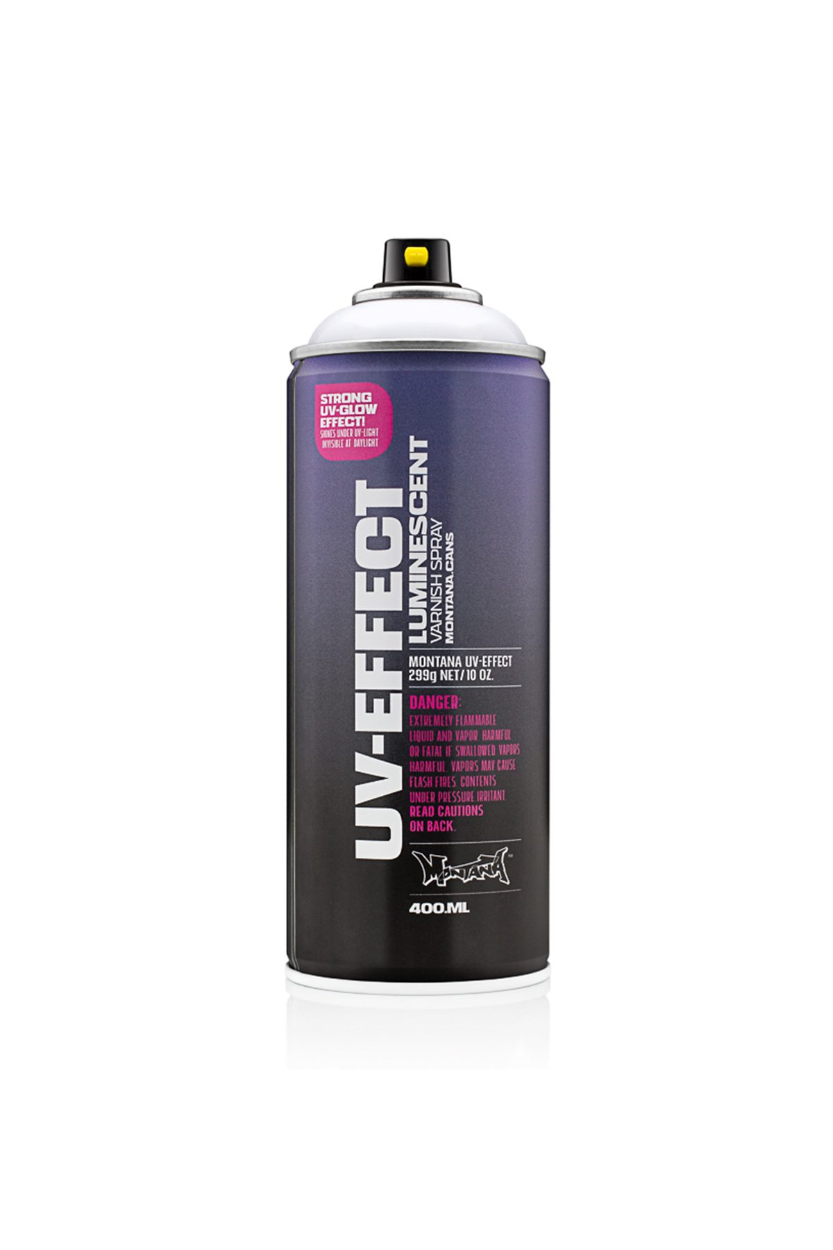 Montana UV-EFFECT Transparent 400ml