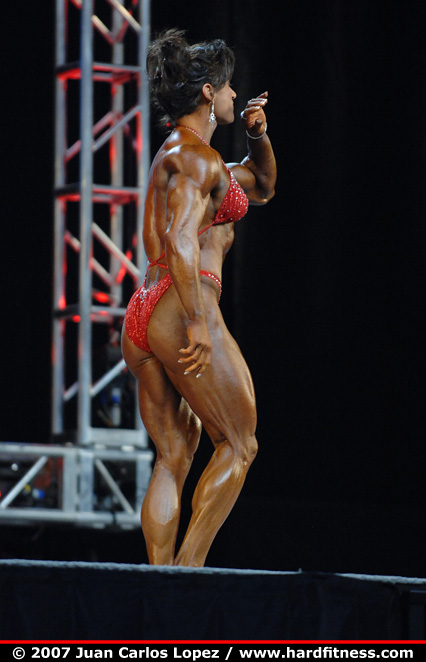 Namecomp Suitsel 2007 Olympia Fitness Figure And Ms