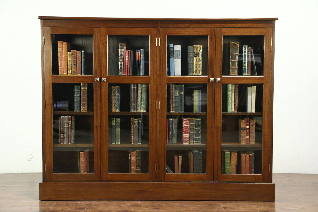 Tall And Wide Bookcase