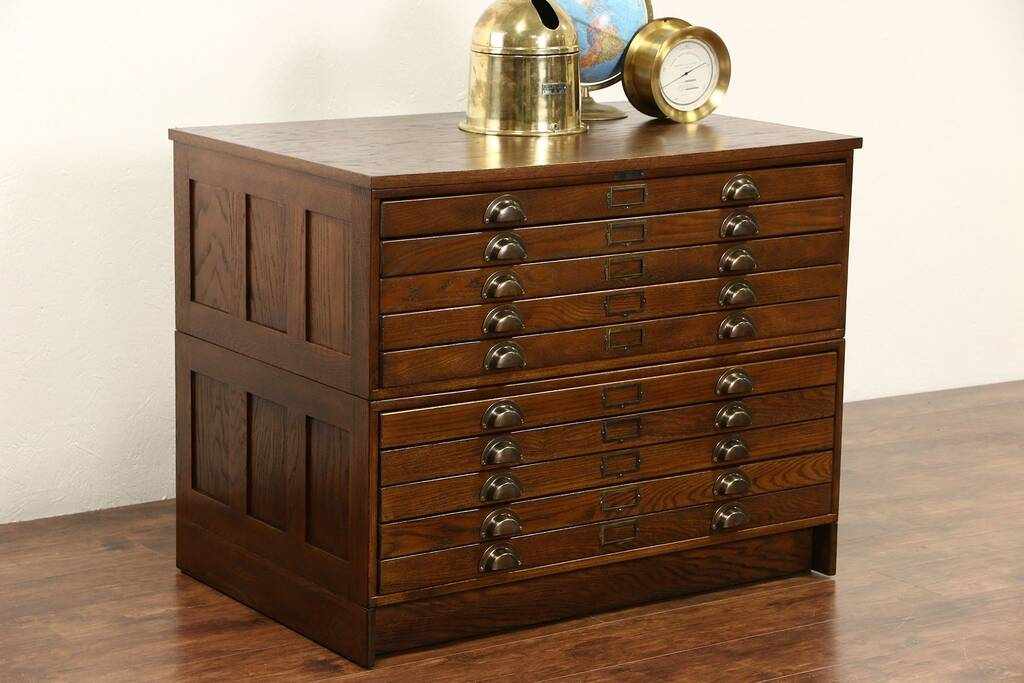 Two Drawer Chest Drawers