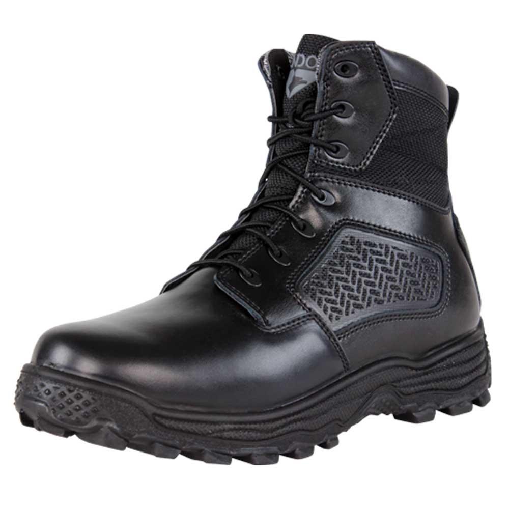 Condor Garner 6 Inch Black Side Zip Tactical Boot