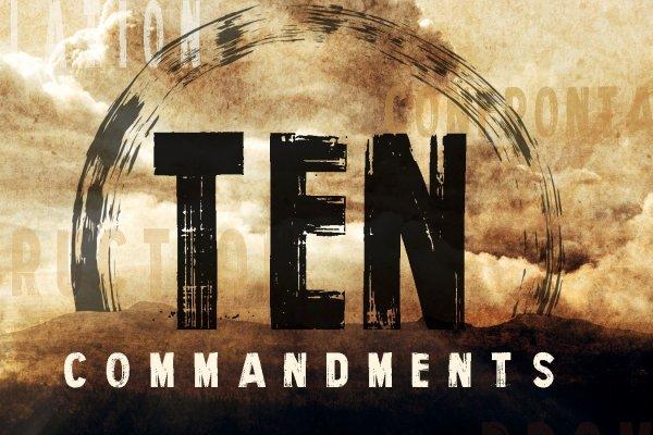 10 commandments of god # 70