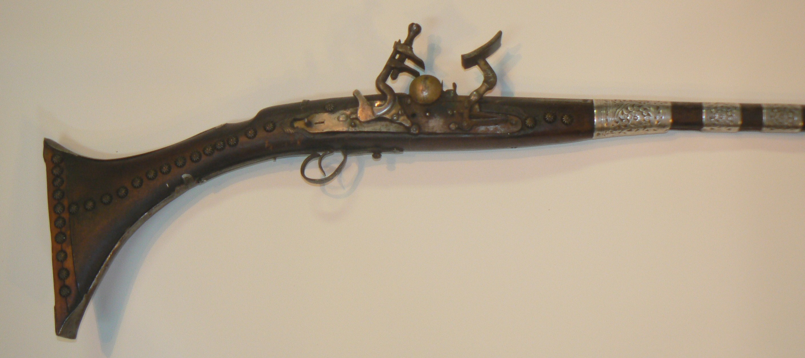 North African Snaphaunce Musket Hat City Pawn