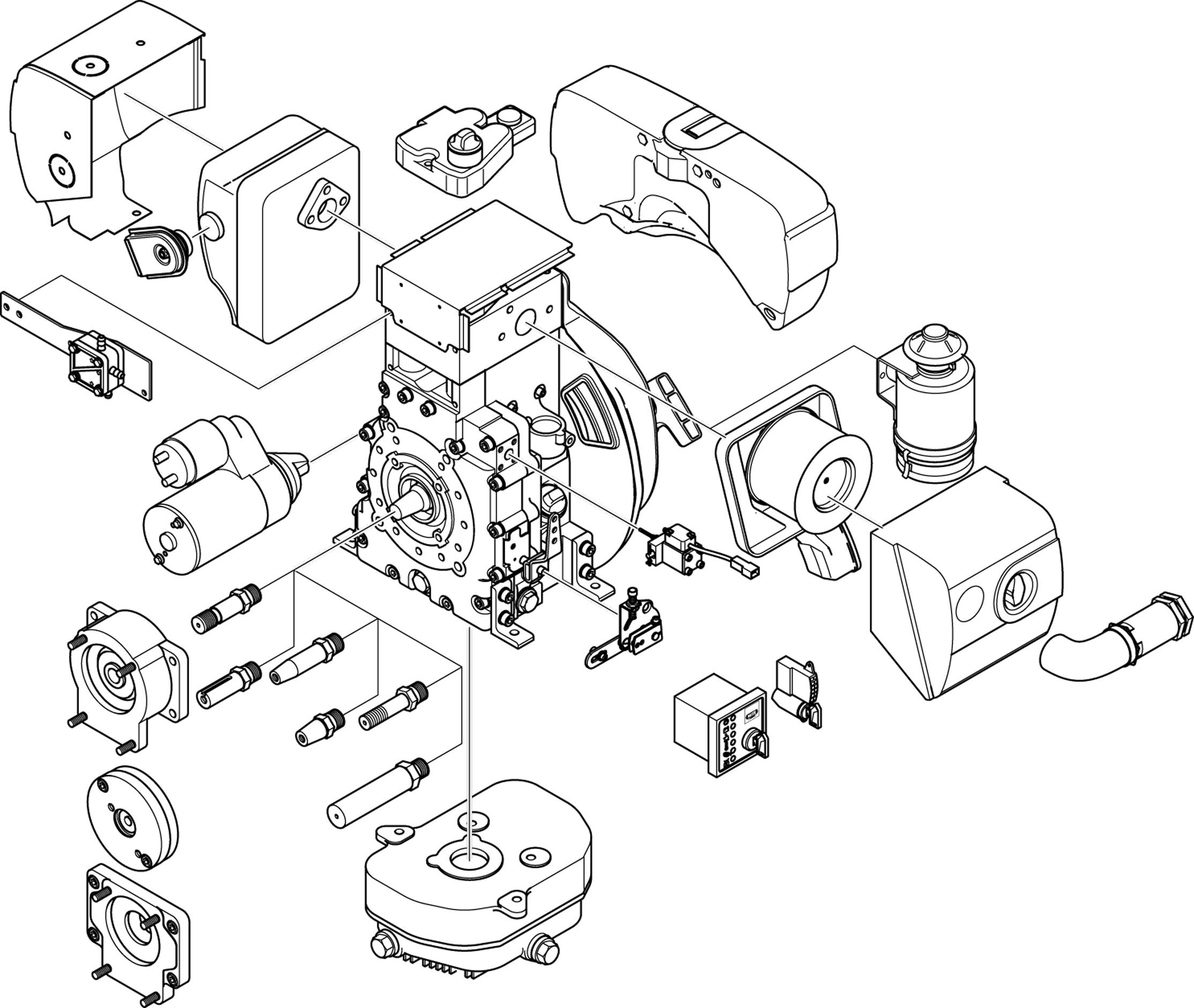 El Engine Diagram