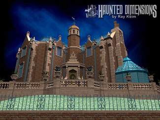Disney Haunted Mansion History Behind The Facade