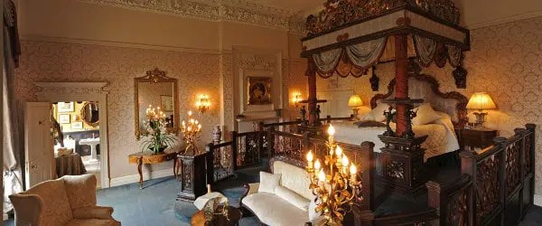 Coombe Abbey Hotel Coventry Warwickshire Haunted Rooms 174