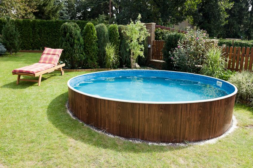 Holzverkleidung F 252 R Den Pool Selber Bauen 187 Ideen Amp Tipps
