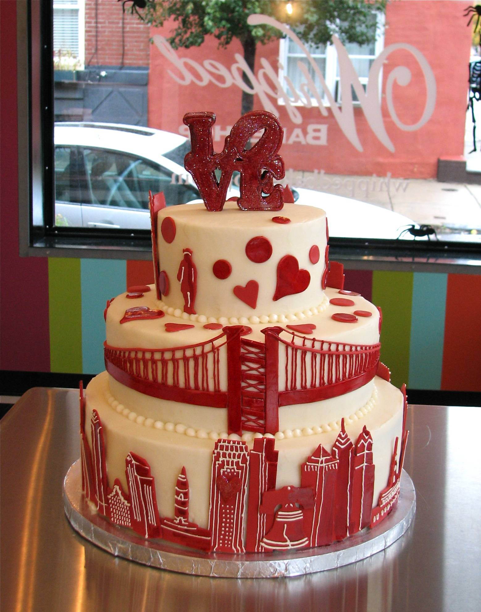 Bakeries Make Custom Cakes