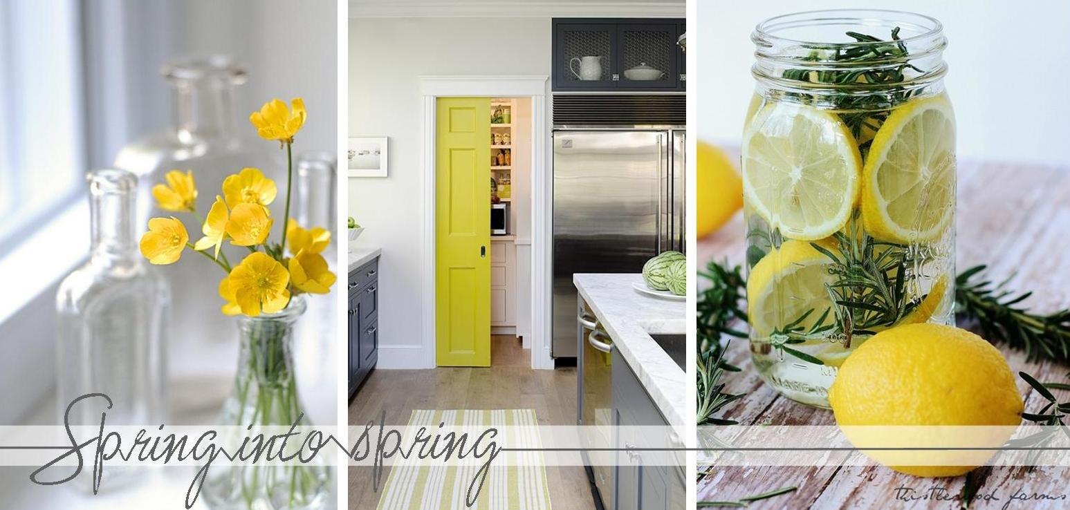 Easy DIY Home Decorating Ideas to Get Ready for Spring  buy a home this spring