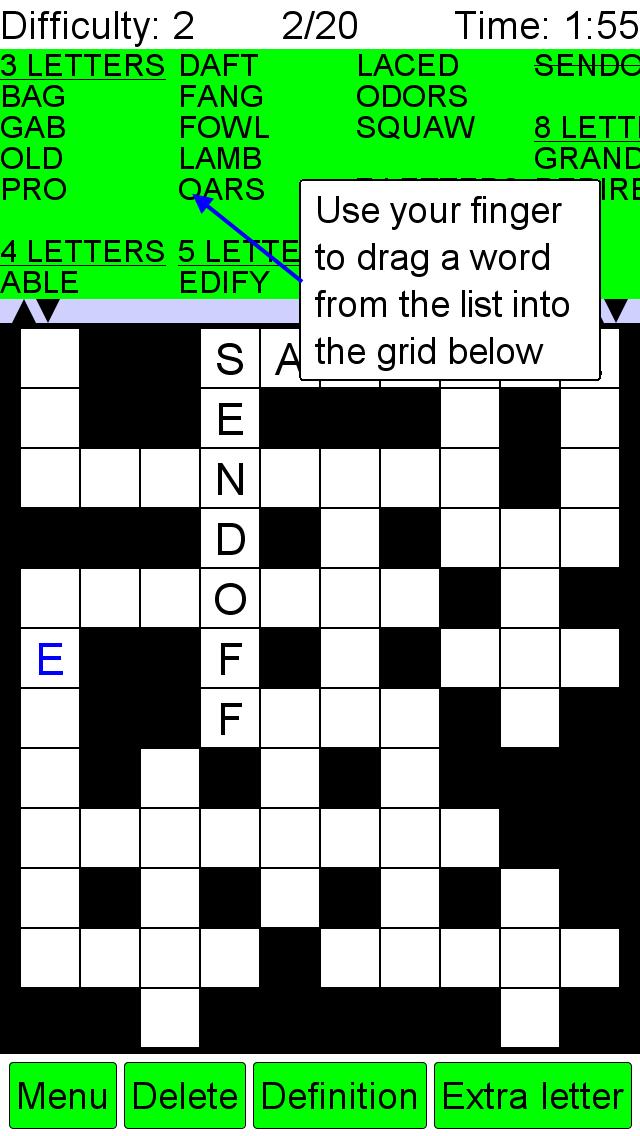 Word Fresh Game App