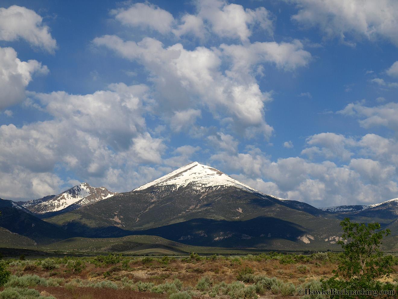 Great Basin National Park Hawkebackpacking Com