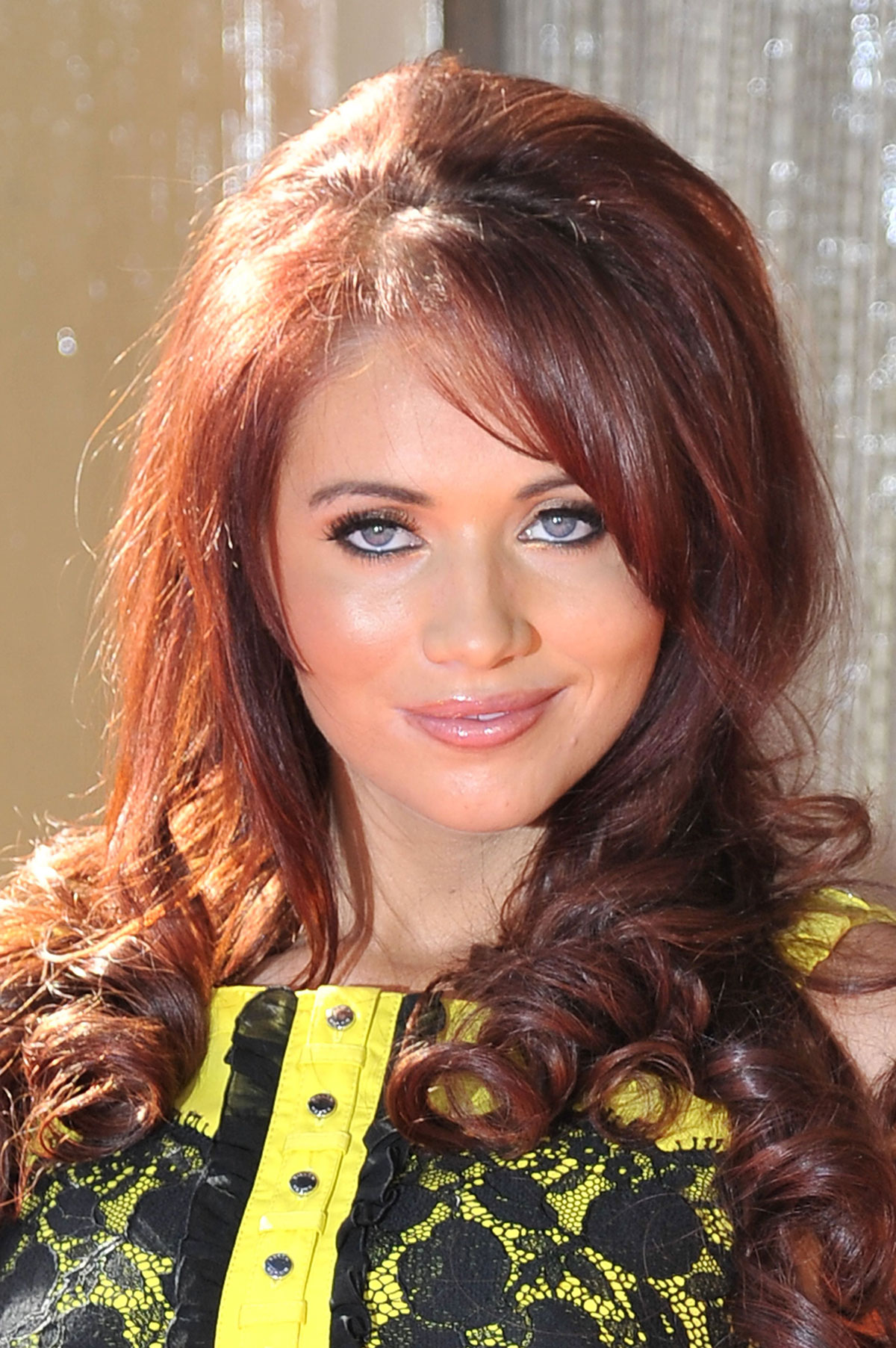 Amy Childs At Tesco Magazine Mum Of The Year Awards In