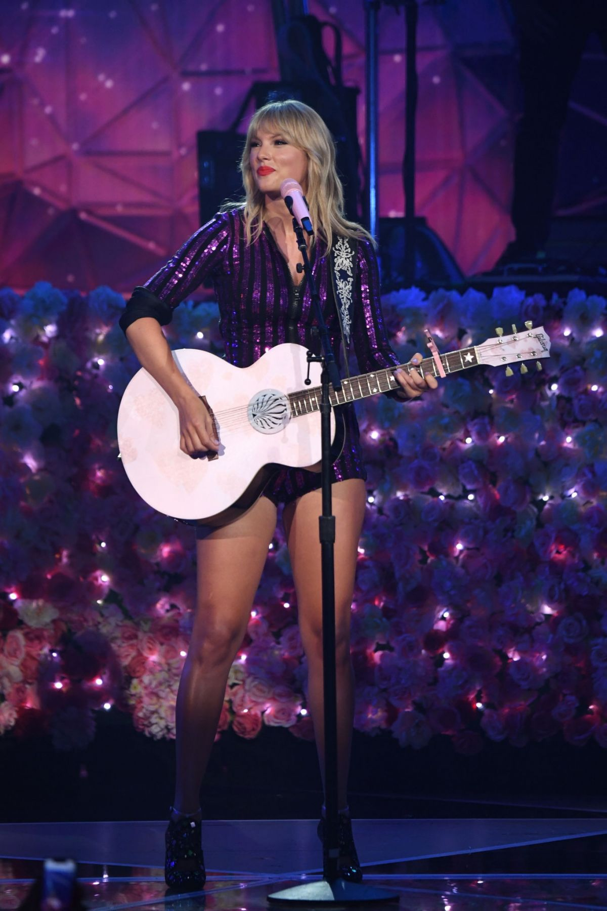 Taylor Swift Performs At 2019 Amazon Prime Day Concert In