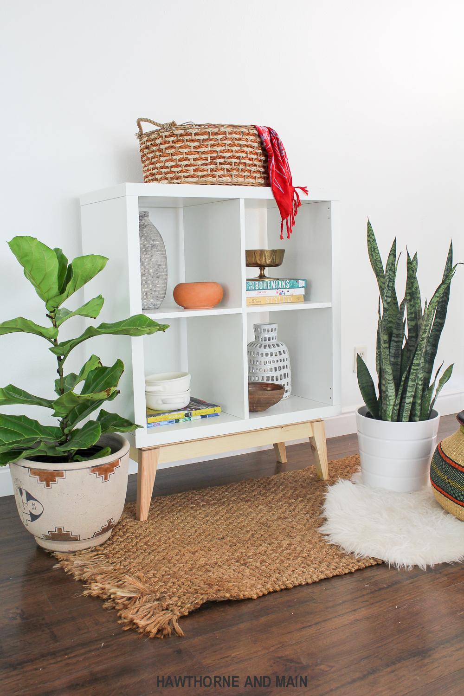 Ikea Hack Mid Century Modern Kalax