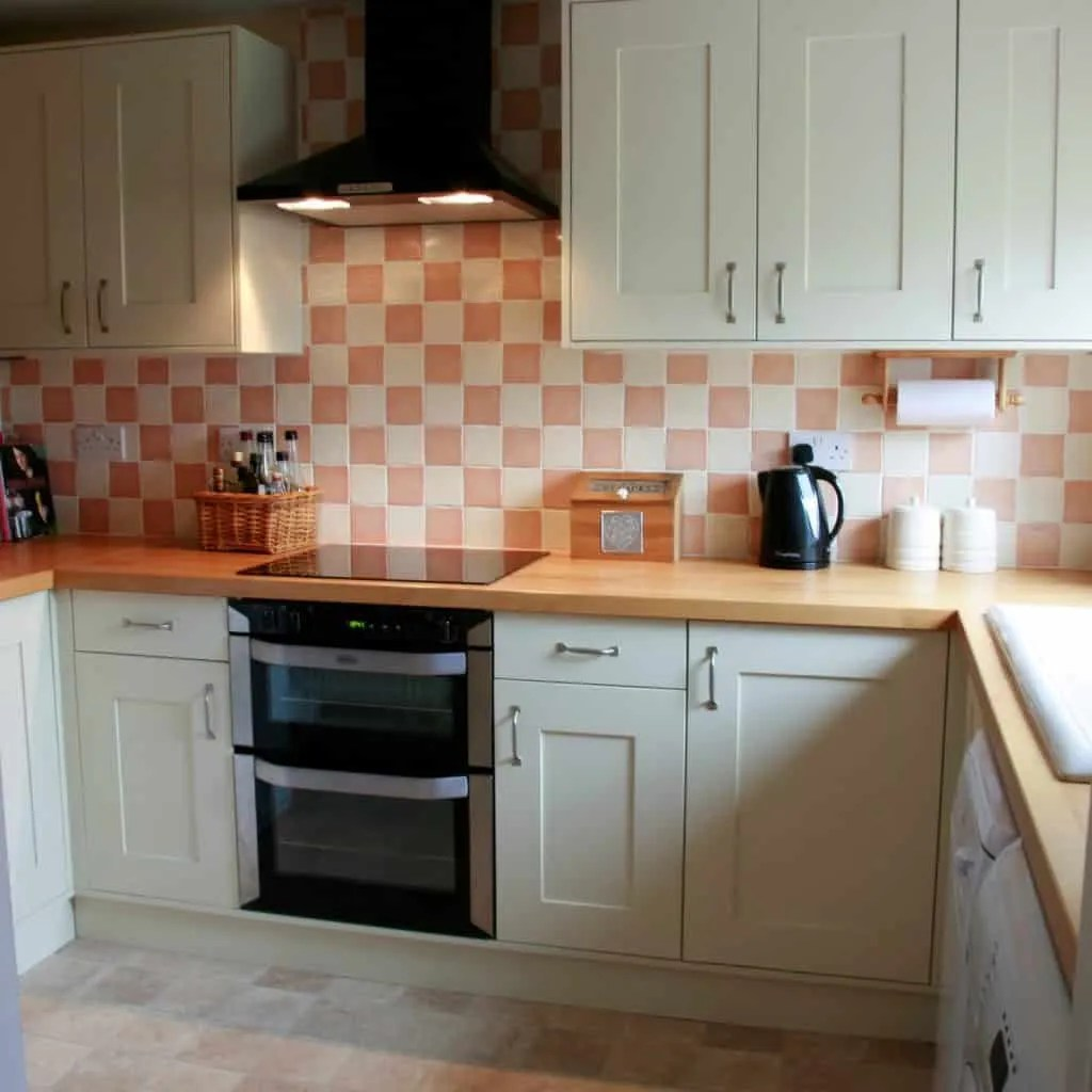 White Kitchen Units What Colour Walls