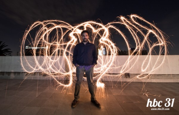Light Painting En Que Consiste