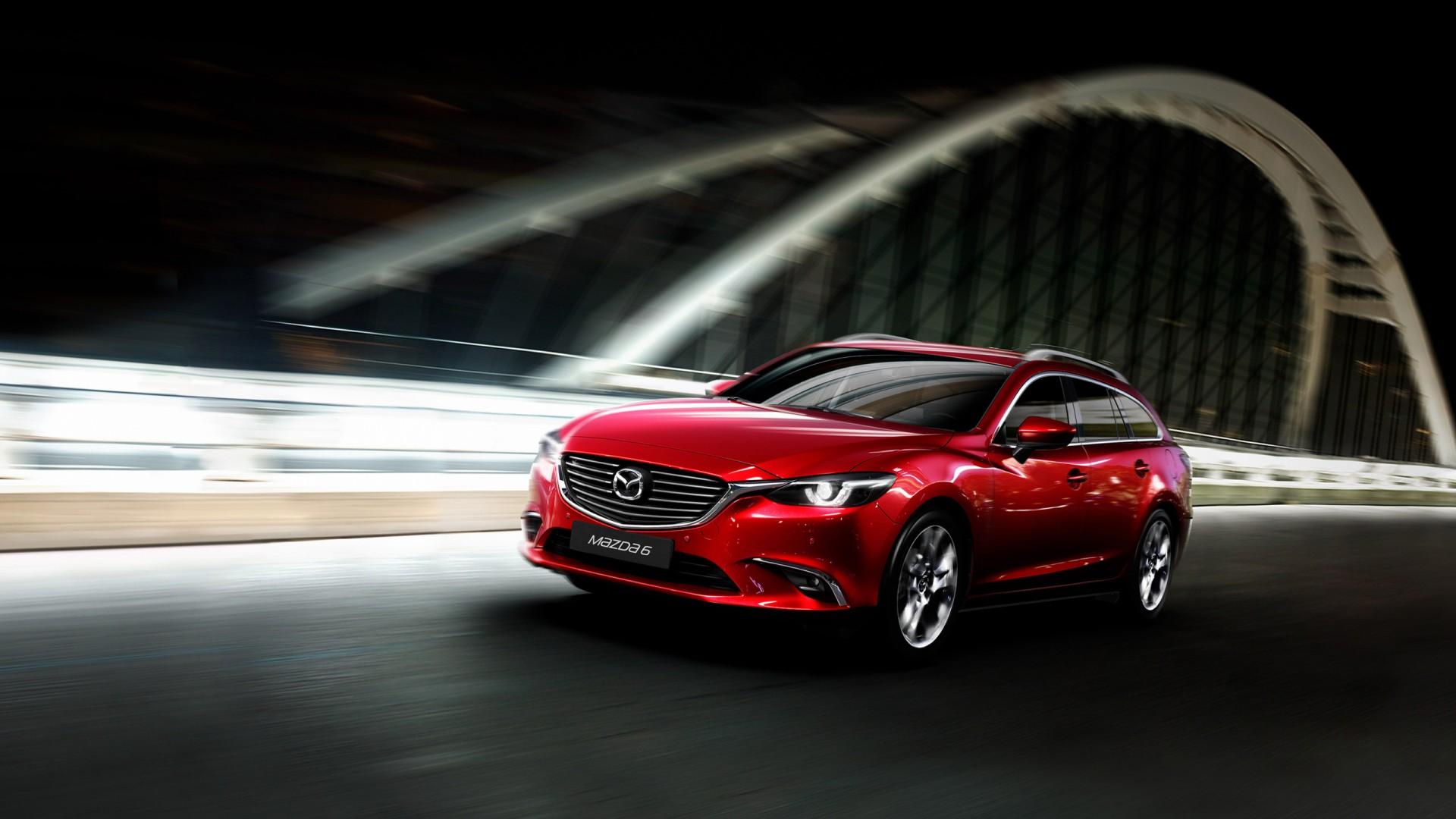 2015 Mazda 6 Wallpaper Hd Car Wallpapers Id 4967