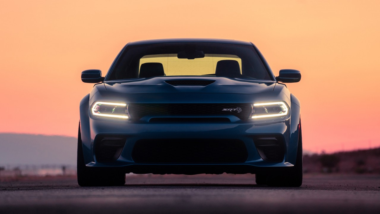2020 Dodge Charger Srt Hellcat Widebody 3 Wallpaper Hd