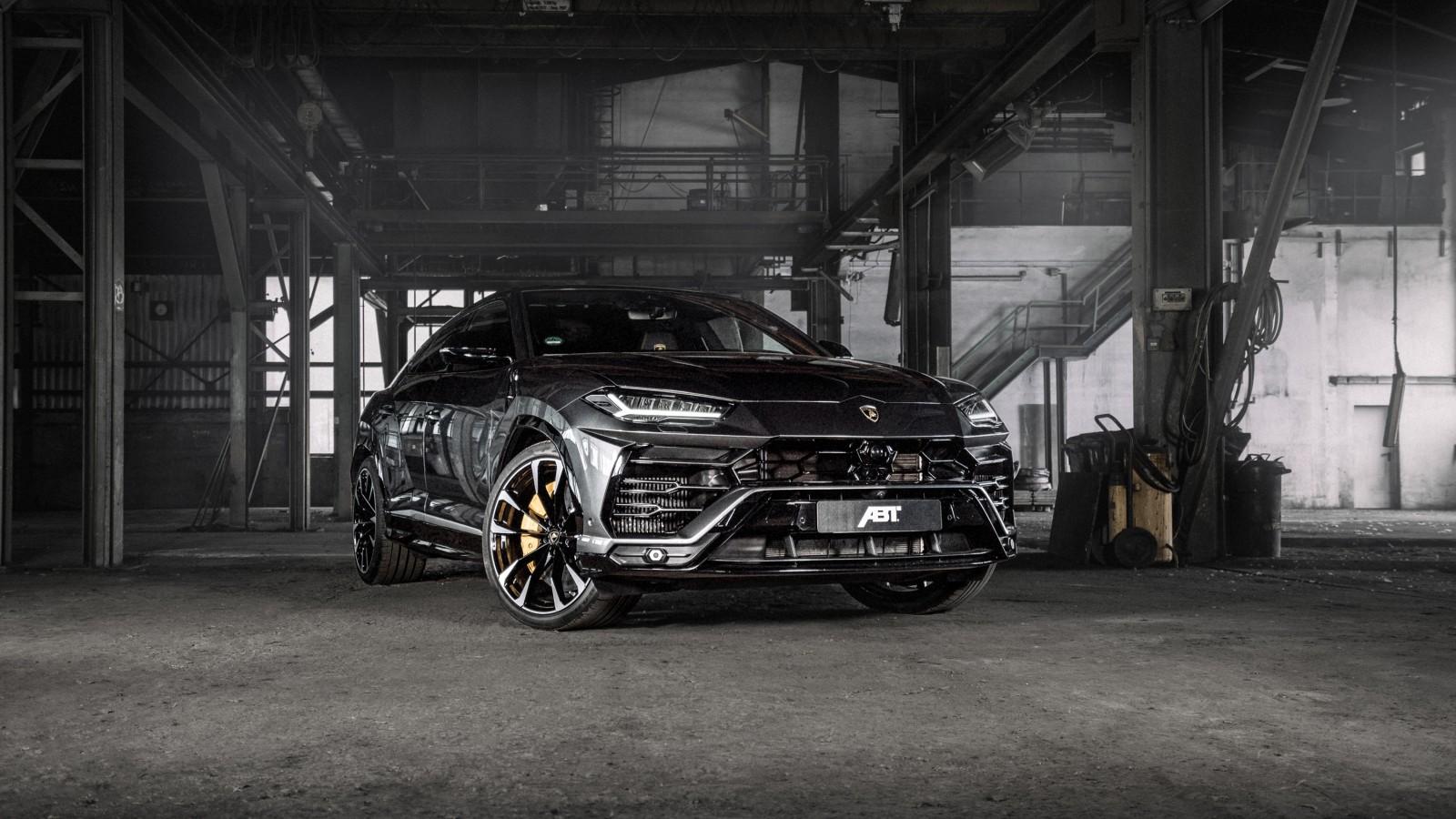 Abt Lamborghini Urus 2019 Wallpaper Hd Car Wallpapers