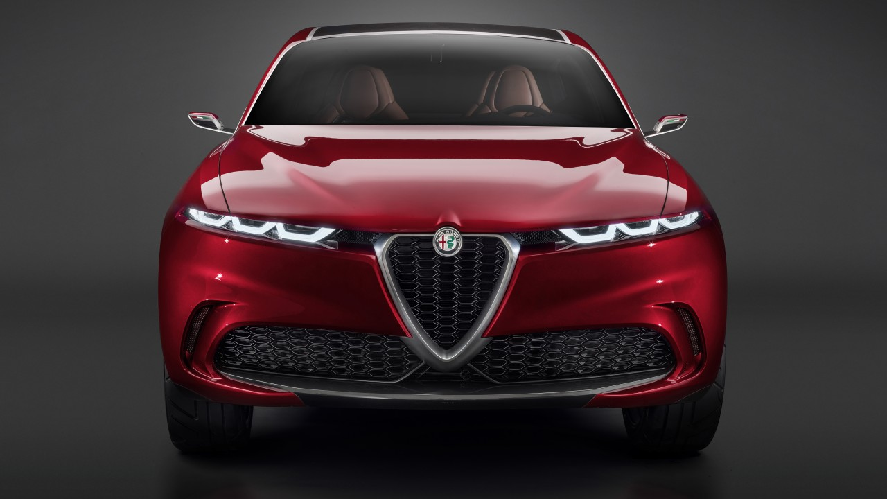 Alfa Romeo Tonale Concept 2019 4k Wallpaper Hd Car