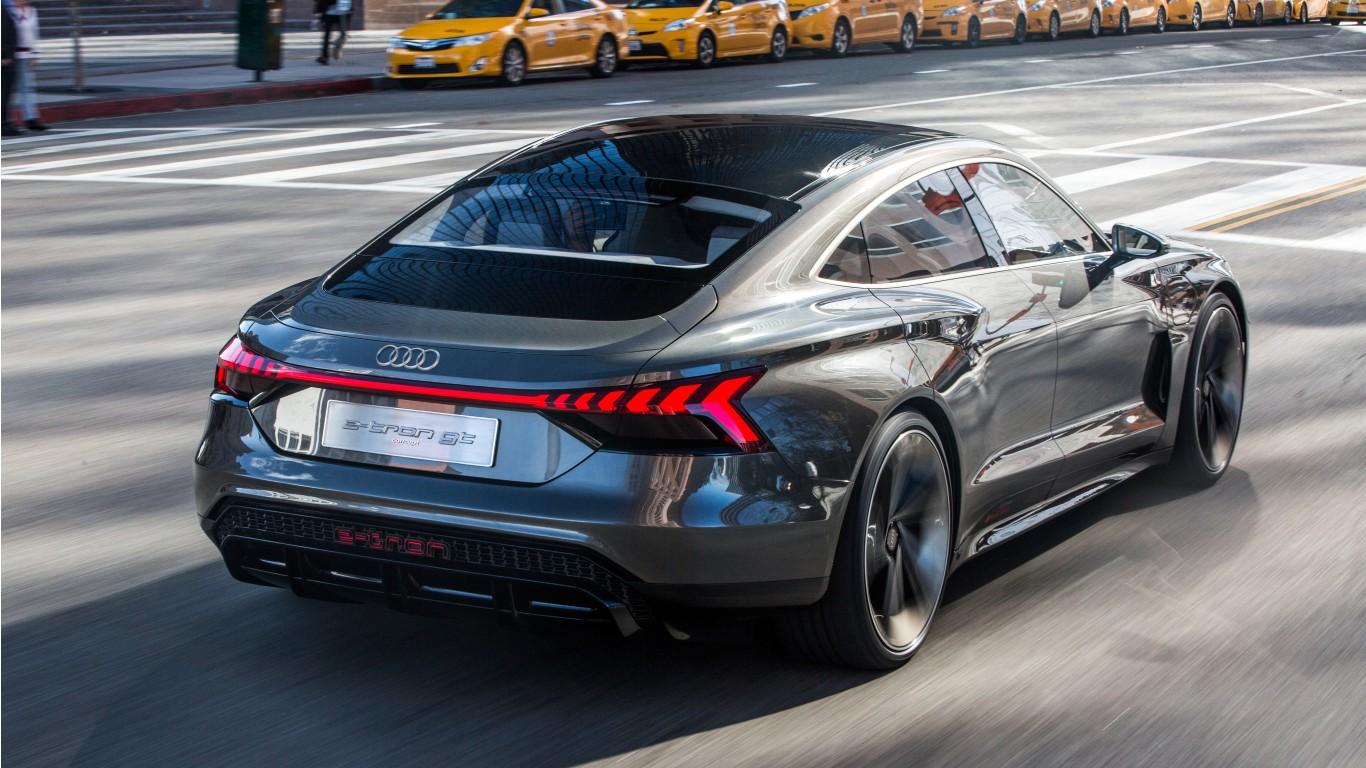 Audi E Tron Gt Concept 2019 4k 2 Wallpaper Hd Car