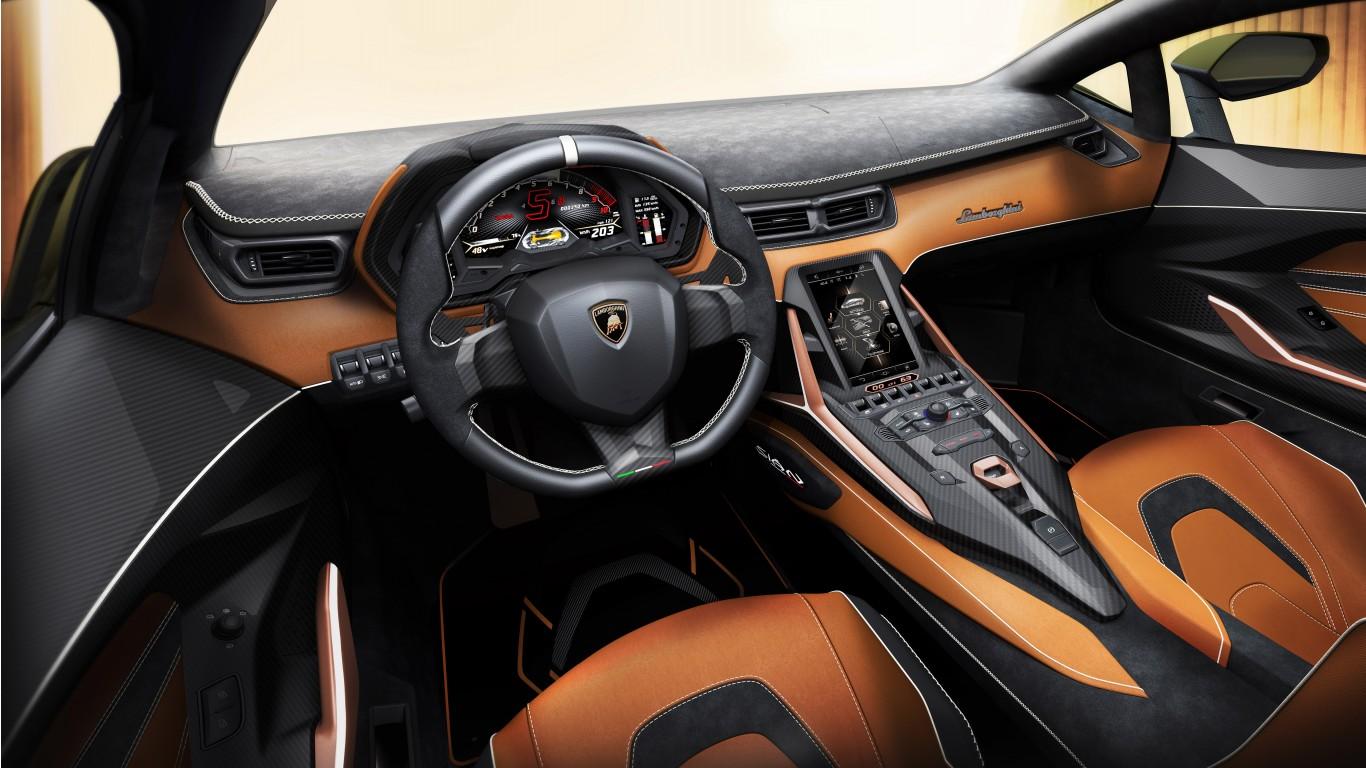 Alfa Romeo Interior