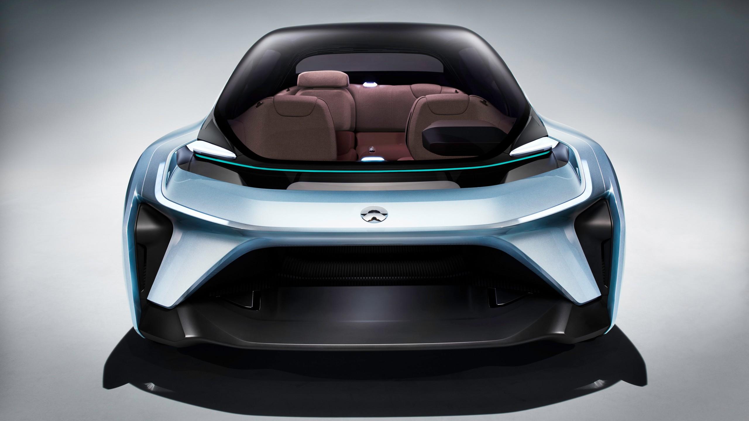 Nio Eve Concept Car 4k 3 Wallpaper Hd Car Wallpapers