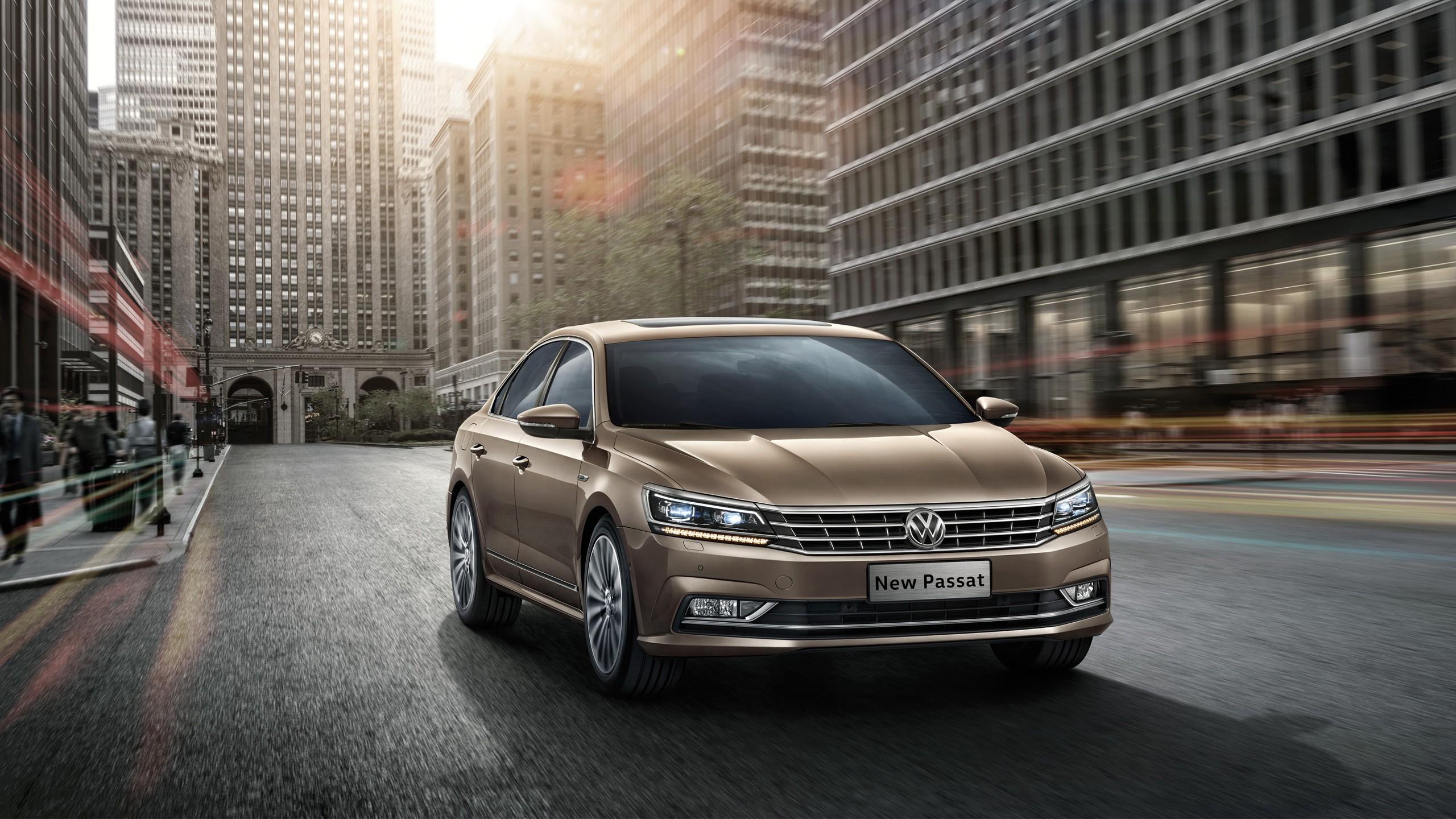 Volkswagen Passat Cn Spec 2016 Wallpaper Hd Car