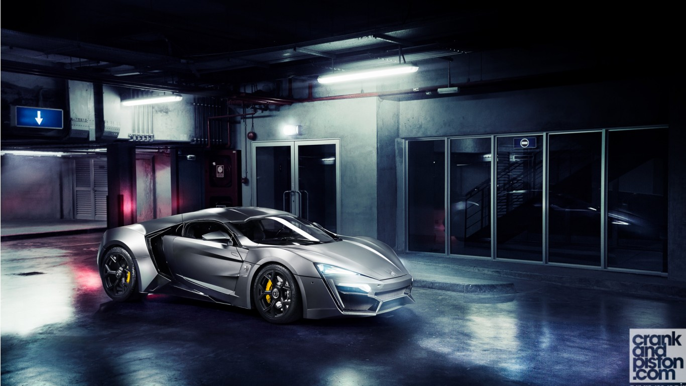 1366 Hypersport 768 Lykan