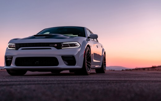 2020 Dodge Charger Scat Pack Widebody Wallpaper Hd Car