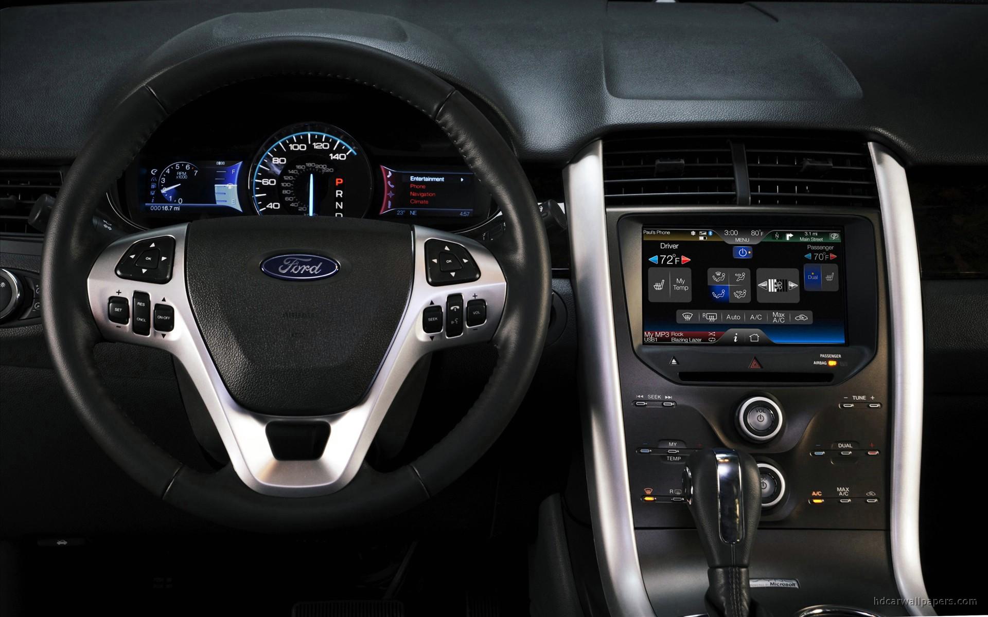 2015 Ford Explorer Xlt Interior